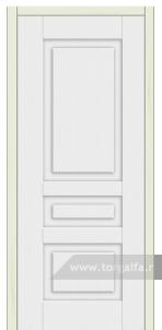 Дверь Глухая «Версаль» Художественная роспись