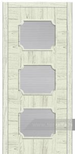 Дверь Под стекло «Валенсия»