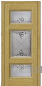Дверь Со стеклом «Прованс»