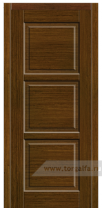 Дверь Глухая «Квадро»