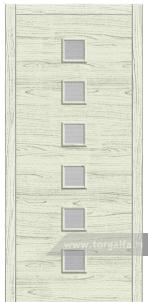 Дверь Под стекло «Вега»