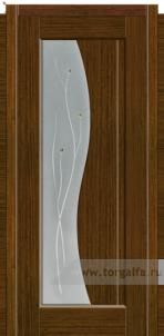 Дверь Со стеклом «Фрегат»