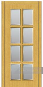 Дверь Со стеклом «Неаполь»