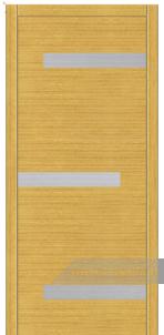 Дверь Под стекло «Силуэт»
