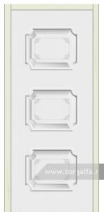 Дверь Глухая «Валенсия» Художественная роспись