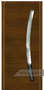 Дверь Со стеклом «Порто»