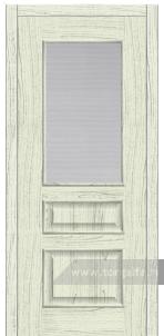 Дверь Под стекло «Версаль» Художественная роспись