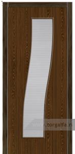 Дверь Под стекло «Каскад»