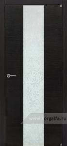 Texture 352 триплекс белый цветы