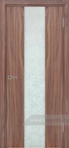 Ideline 52 триплекс белый цветы