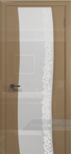 Эминере 2 глянец белое стекло глен