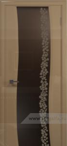 Эминере 2 глянец бронзовое стекло глен