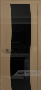 Эминере 2 глянец черное стекло