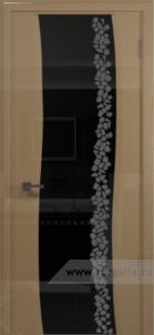 Эминере 2 глянец черное стекло глен