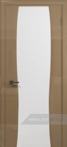 Эминере 3 глянец кипельно белое стекло