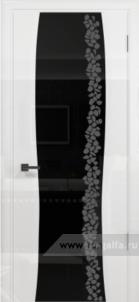 Эминере 3 глянец черное стекло глен