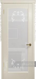 Веста-1 стекло лорена белое