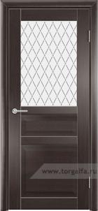 Дверь со стеклом Венеция2